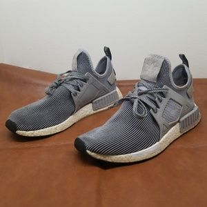 Adidas NMD XR1 Primeknit running shoes sz 12.5